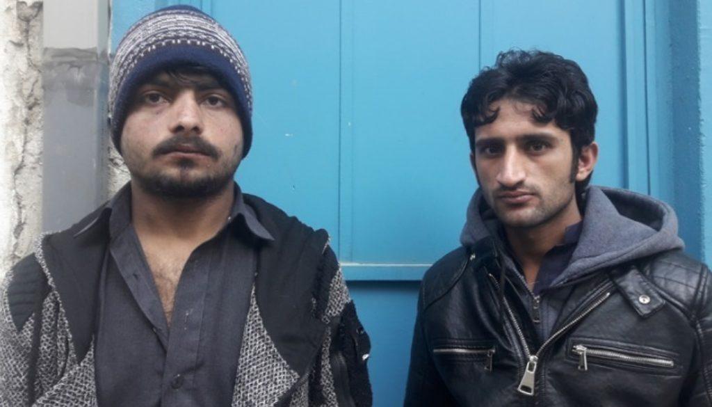 Πακιστανοί εργάτες