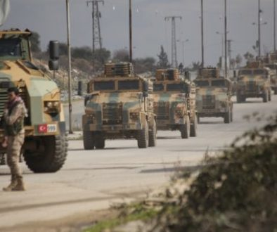 Τουρκία-Συρία