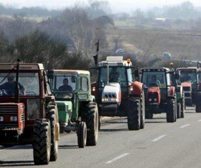 αγρότες κινητοποίηση