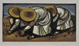 αγρότισσες-τάσσος-1958