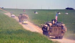 αποχώρηση αμερικανών από Συρία