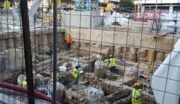αρχαιολόγοι-Metro_Agias_Sofias_Ergasies-sto-stathmo-Thessaloniki-Attiko-Metro