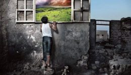 παιδί παράθυρο