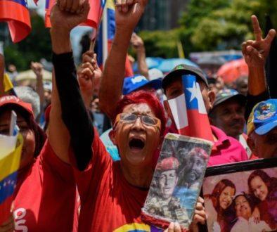 βενεζουέλα αντίσταση