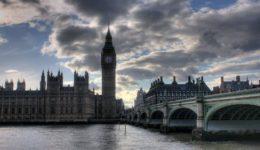 βρετανική βουλή