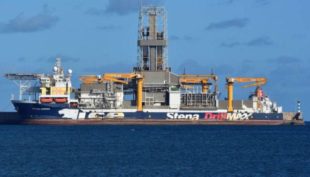 γεωτρύπανο Exxon Mobil
