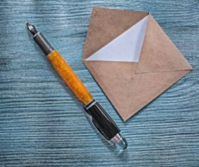 γράμμα μήνυμα
