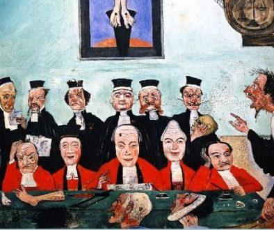 δικαστές-The-Wise-Judges-James-Ensor-oil-painting (2)