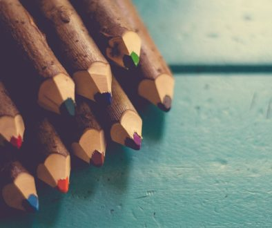 Colored Several Pencil Wooden Colors Crayon