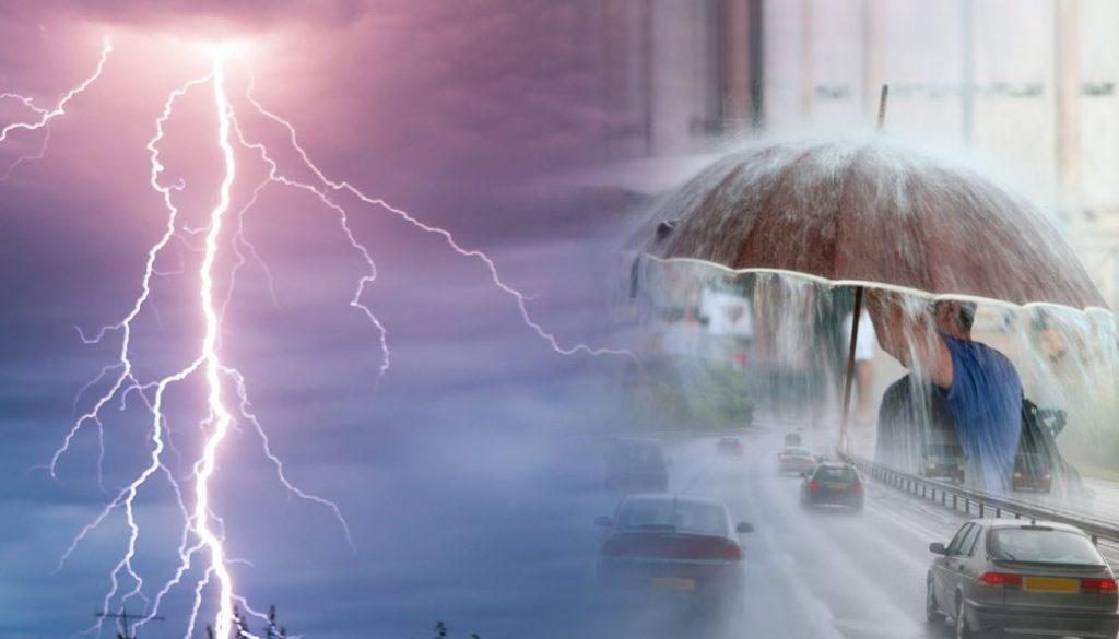 καταιγίδες kataigides