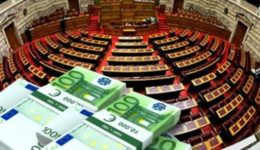 κρατική χρηματοδότηση κομμάτων