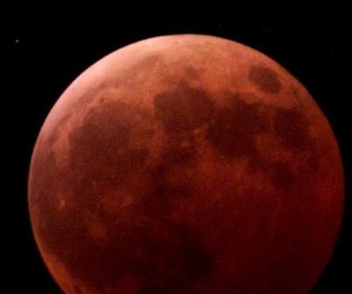 κόκκινη σελήνη