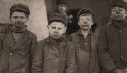 παιδιά ανθρακωρύχοι-Pennsylvania-Coal-Co.