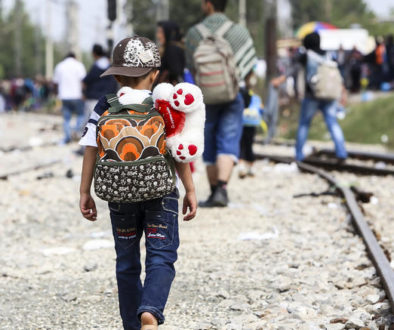 προσφυγόπουλα Κόνιτσα