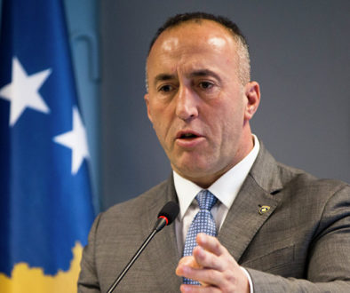 πρωθυπουργός Κοσόβου