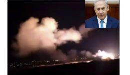 πυραυλική επίθεση-syria-Νετανιάχου