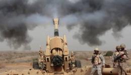 πυροβολικο σαουδικης αραβιας