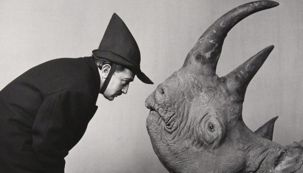 ρινόκερος dali_rinoceronte