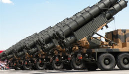 Τουρκία βιομηχανία όπλων