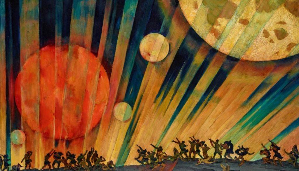 1.Konstantin-Yuon-1875-1958.-New-Planet.-1921
