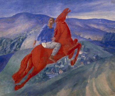 2.Kuzma-Sergeevich-Petrov-Vodkin-1878-1939.-Fantasy-1926.-Oil-on-canvas-50x64.5cm.-State-Russian-Museum-St.-Petersburg