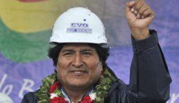 2019 11 5 Evo-Morales-campaigns-for-012