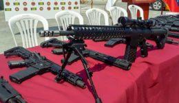 2019 2 21 βενεζουέλα όπλα