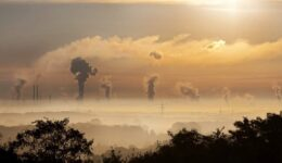325343-industry_sunrise_clouds_fog_germany_factory_home_building-757898