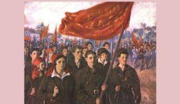 9.Ivan-Kulikov-1875-1941.-International-Youth-day.-Oil-1928 (3) - Αντιγραφή