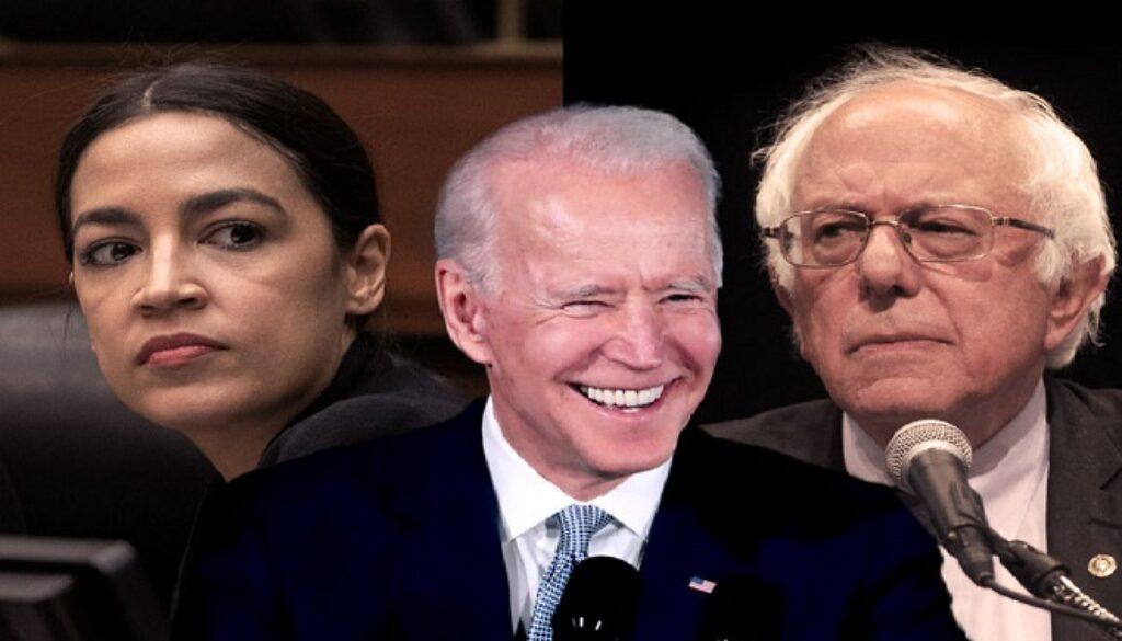Biden-Sanders-Cortez