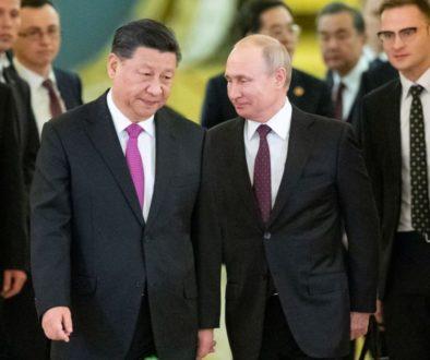 Σι Τζιπίνκγ-Πούτιν