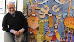 Mordillo art exhibition opens in Krems