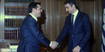 Προεκλογικό κλίμα απάτης και δημαγωγίας από ΣΥΡΙΖΑ και ΝΔ: Τεχνητή όξυνση και κάλπικες διαχωριστικές γραμμές