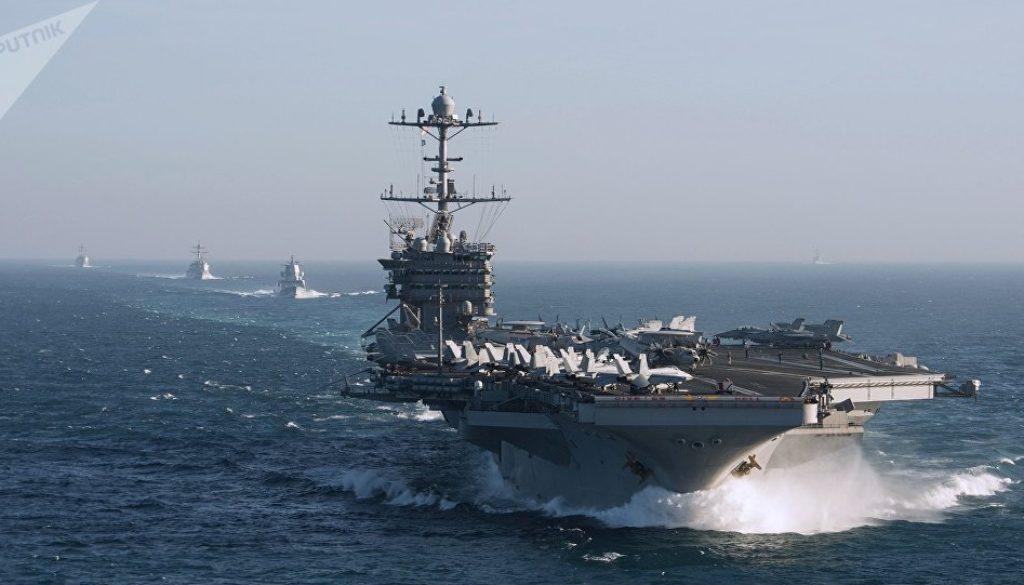USS John S. Stennis