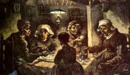Van-Gogh-The-Potato-Eaters-1885 - Β