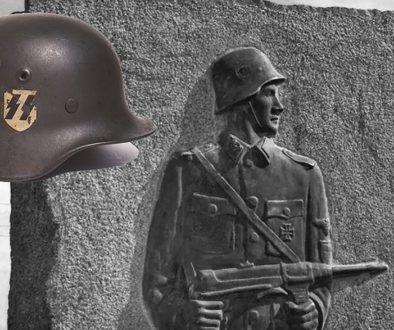 Waffen-SS-В-Эстонии-неизвестными-взорван-памятник-эсэсовцам