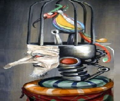 caged-birdcage
