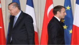 Turkish President Erdogan visits Paris