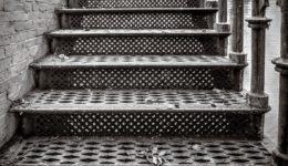 σκάλα σιδερένια