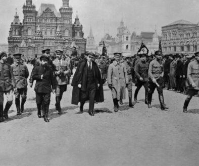 Λένιν - Κόκκινη Πλατεία